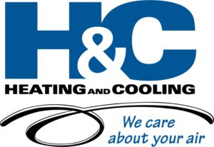 H&C Heating and Cooling logo